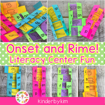 Kinderbykim's onset and Rime Packet