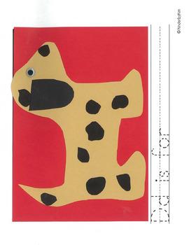 Kinderbykim's  My ABC Art Book!