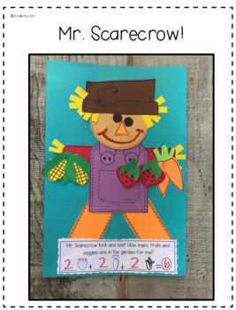 Kinderbykim's Jazzy Math Journal Packet