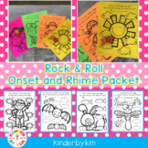 Kinderbykim's Rock and Roll Onset and Rime Packet