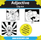 Kindercade Clipart: Adjectives!