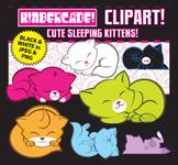 Kindercade: Sleeping Kittens Pack