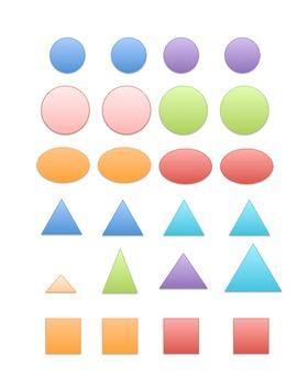 Kindergarten Sorting and Classifying
