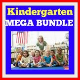 Beginning of the Year Kindergarten | Activities BUNDLE