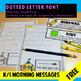 Leveled Morning Messages Kindergarten 1st Grade