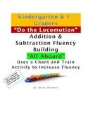 Kindergarten & 1st Graders Build Fact Fluency Through Trai