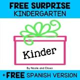 Free Download - Kindergarten Resources