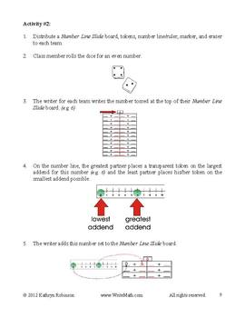 Teaching Addition - Activities & Worksheets