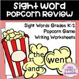 Kindergarten- 2nd Grade Sight Words