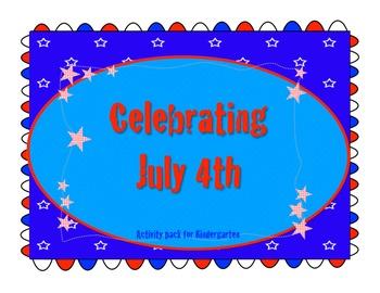 Kindergarten 4th of July activities