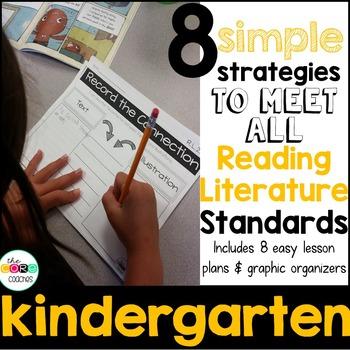 Kindergarten: 8 Simple Reading Literature Strategies to Meet the Standards