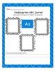 Kindergarten ABC Journal