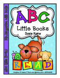 Kindergarten ABC Little Books