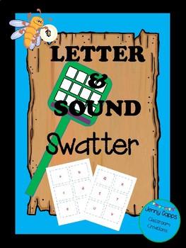Kindergarten ABC Swatter