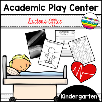 Kindergarten Academic Play Center - Doctor's Office