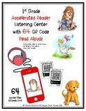 1st Grade Accelerated Reader AR Listening Center w/ QR Cod