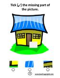 Fun Activities Binder - 114 Worksheets