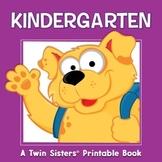 Kindergarten Activity Book & Digital Album Download