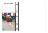 Kindergarten Addition Activity