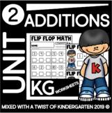 Kindergarten Addition UNIT TWO