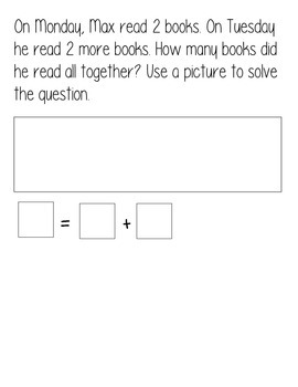 Addition Pack 1-10 - Common Core Aligned