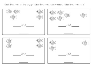 Kindergarten Addition Practice