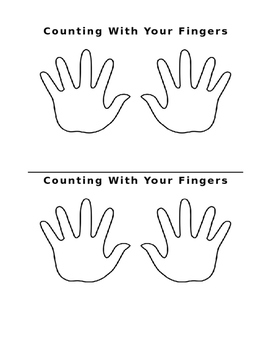How many fingers in all?