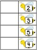 FREE Kindergarten Addition and Subtraction Within 5 Game