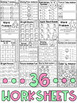 Kindergarten Addition and Subtraction Worksheets (up to 10)
