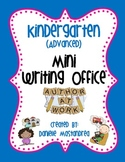 Kindergarten (Advanced) Mini Writing Office
