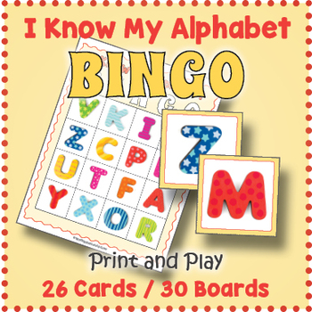 Alphabet Bingo Game Card Board Matching Game ABC Animal Recognition Learning Toy