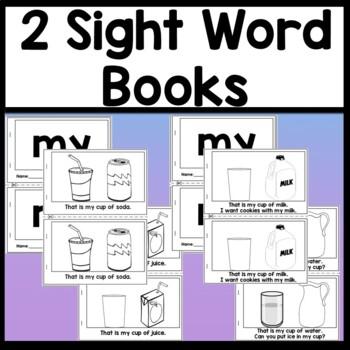 Alphabet Emergent Readers {26 Books A-Z!}