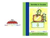 """Kindergarten Alphabet Books, Letter """"T"""""""