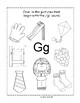 Kindergarten Alphabet Interactive Notebook Fun