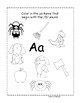 Kindergarten Alphabet Interactive Notebook Fun