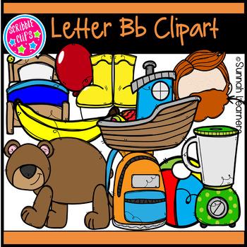 Kindergarten Alphabet Letter B