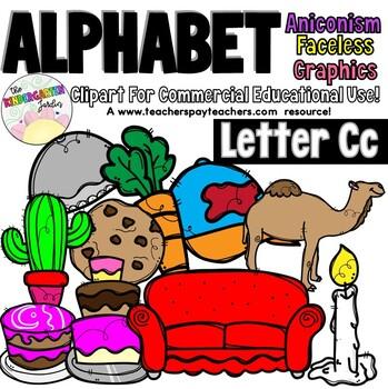 Kindergarten Alphabet Letter Cc