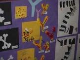 Kindergarten Alphabet Museum - Activities for each letter