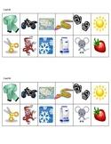 Kindergarten Alphabet Picture Sort Printables