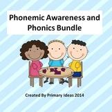 Phonemic Awareness and Phonics Bundle