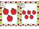 Kindergarten Apple Math Center - Count the Room