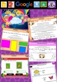 Kindergarten Area Smart Notebook and Unit of Work Bundle 1