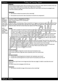 Kindergarten Area Smart Notebook and Unit of Work Bundle 3