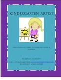 Kindergarten Artist