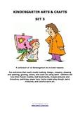 Kindergarten Arts and Crafts - Set 3