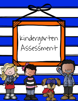 Kindergarten Assessment
