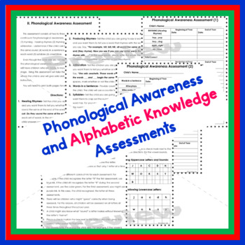 Assessment for Kindergarten **Common Core** and **TEKS** (for our Texans)
