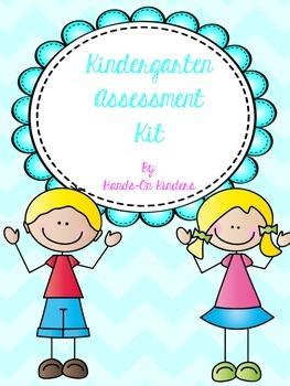 Kindergarten Assessment Kit
