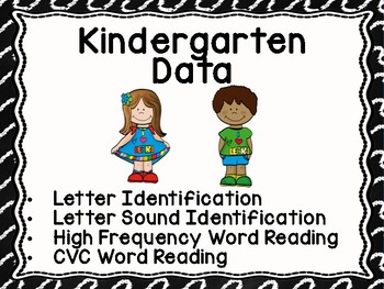 Kindergarten Assessment - Reading