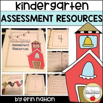 Kindergarten Assessment Resources
